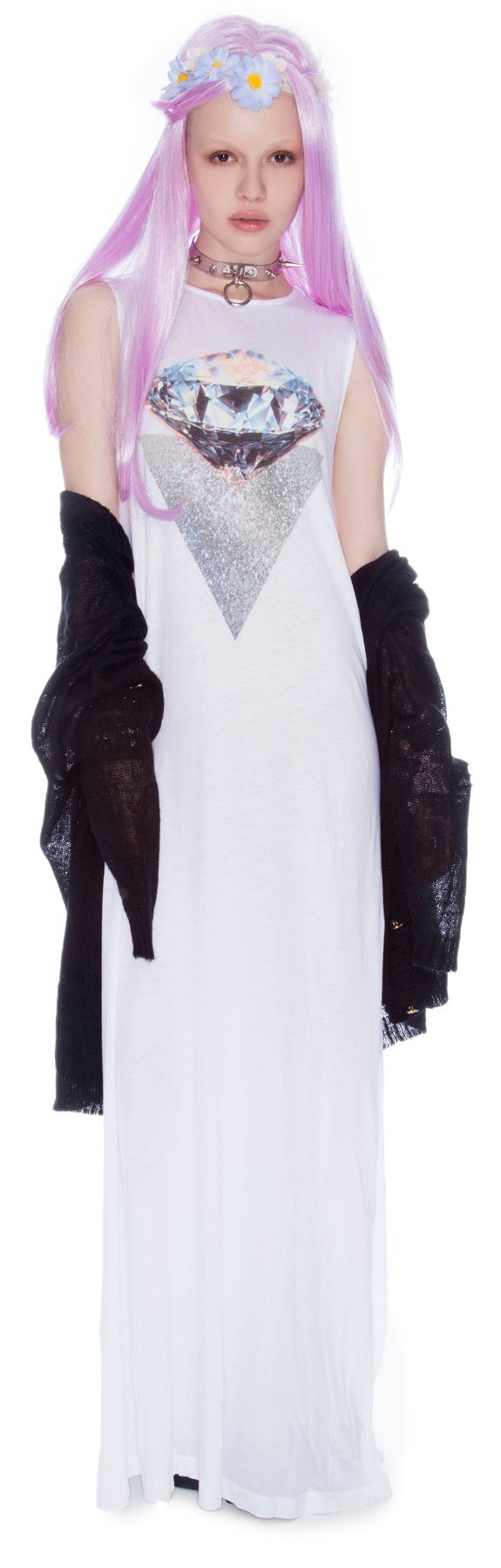 Wildfox Diamond Spell Antoinette Dress