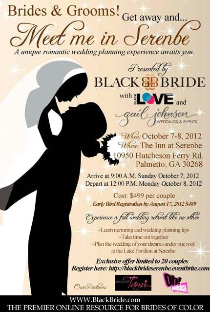 Black Bride Presents 'Meet Me in Serenbe' www.blackbride.com