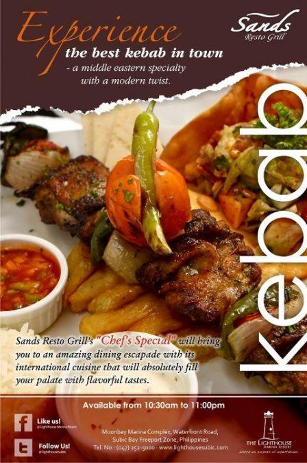 Best Kebab in Town.