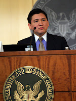 Edgar Perez, Securities and Exchange Commission