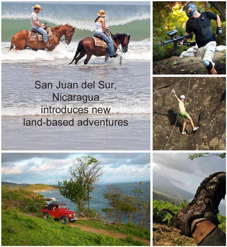 San Juan del Sur, Nicaragua: A Surf and Turf Town