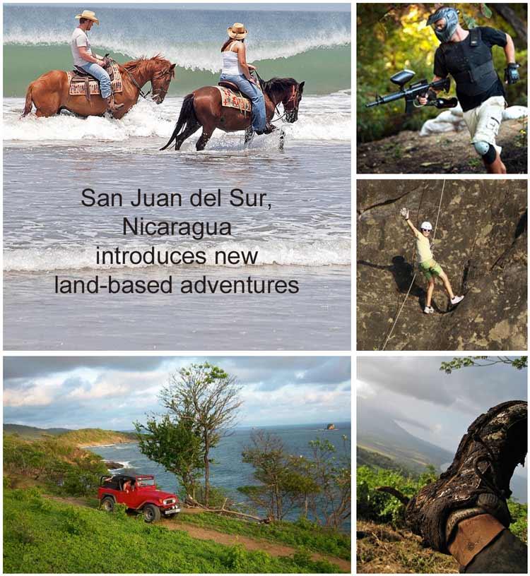 San Juan del Sur, Nicaragua: A Surf and Turf Town