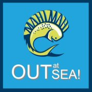 OUT! At Sea on Mahi Mahi Cruises - Aug 23, 2012 - 7PM