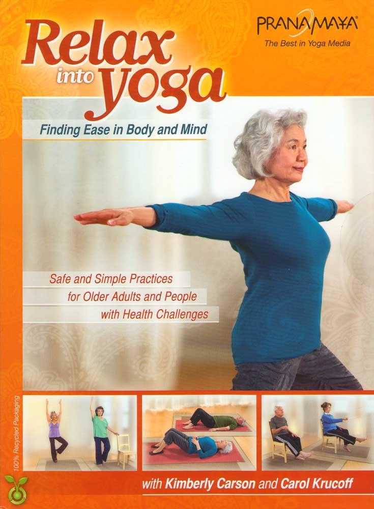 Pranamaya's Relax into Yoga DVD