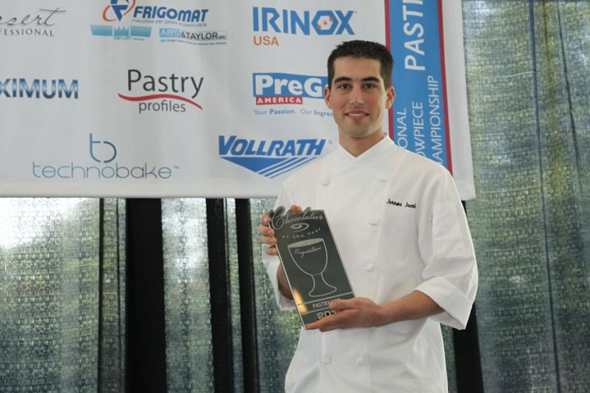 Chef Jerome Jacob - 2012 Chocolatier of the Year