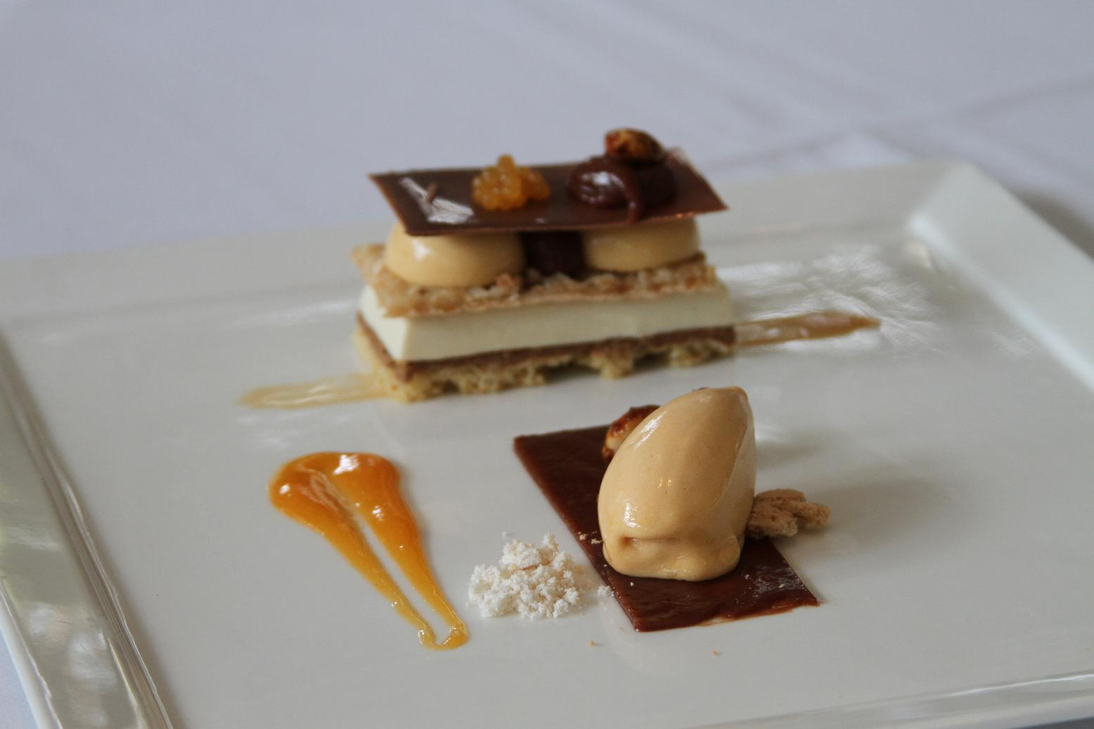 Chef Satterwhite's Almond Apricot Harmony