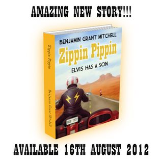 Zippin Pippin by Benjamin Grant Mitchell