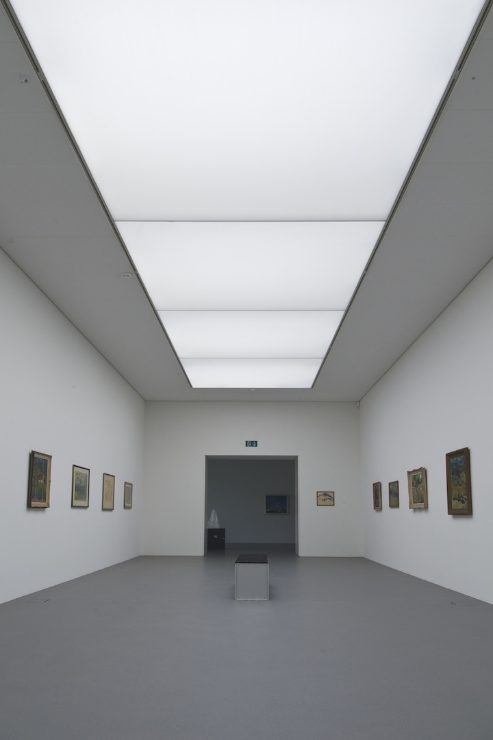 Art House Uri in Altdorf, Switzerland features SEFAR Architecture LightFrame