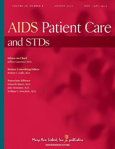 AIDS Patient Care and STDs
