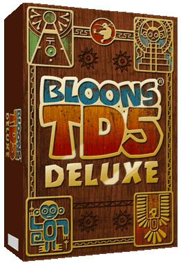 Bloons TD 5 Deluxe