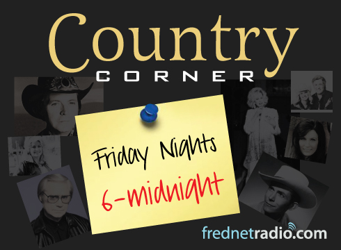 The Country Corner On Fred Net Radio