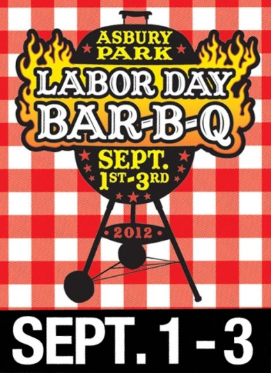 Asbury Park Labor Day BBQ - Oceanfront - Sept. 1-3