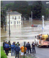 Schoharie County flooding 2011