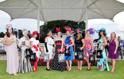 Ladies Night 2012 at Ayr Racecourse