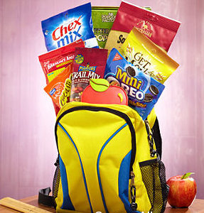 BackPack Snacks