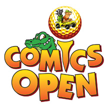 Comics Open Title Logo