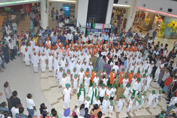 Independence Day Celebrations at AlphaOne