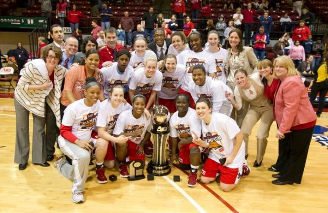 Dayton Women's Basketball