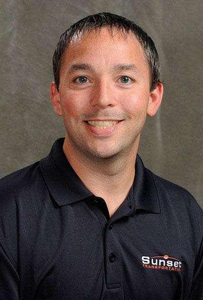 Todd Burdell Sunset Transportation