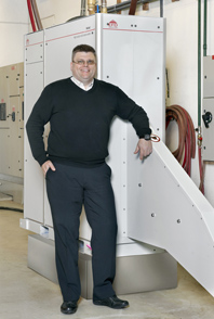 Peter Runeborg new Sales and Service Manager at EFD Induction Norway