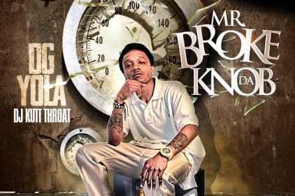 Mr. Broke Da Knob