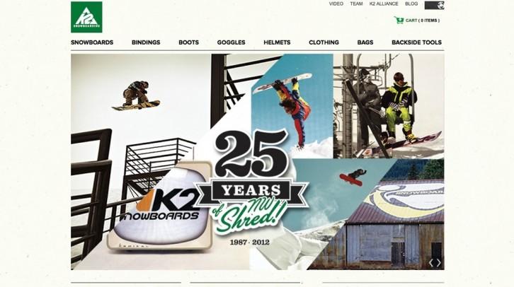 K2 homepage screenshot-1