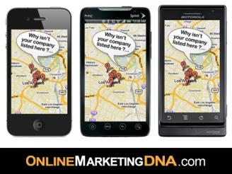 Online Marketing DNA - Local SEO
