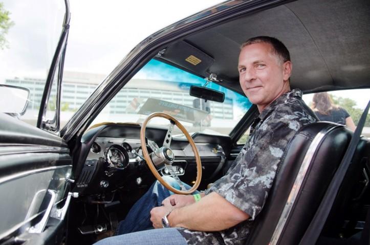 2012 Mustang Dream Giveaway Winner T. Millard