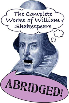Mr. W. Shakespeare