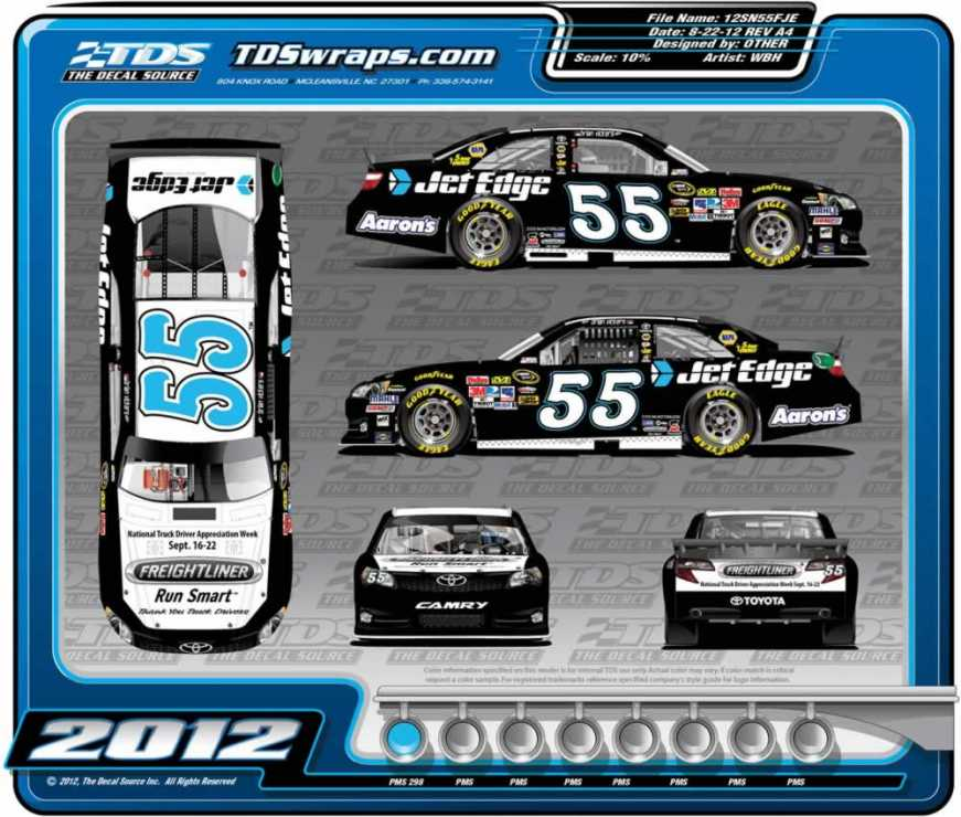 brian-vickers-jet-edge-loudon-car