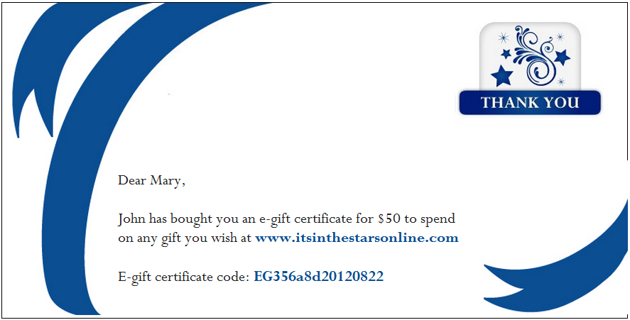 Thank_You_e-gift_certificate to show your appreciation