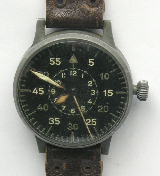 Lange & Sohne pilot's watch