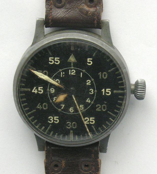 Lange & Sohne pilot's watch