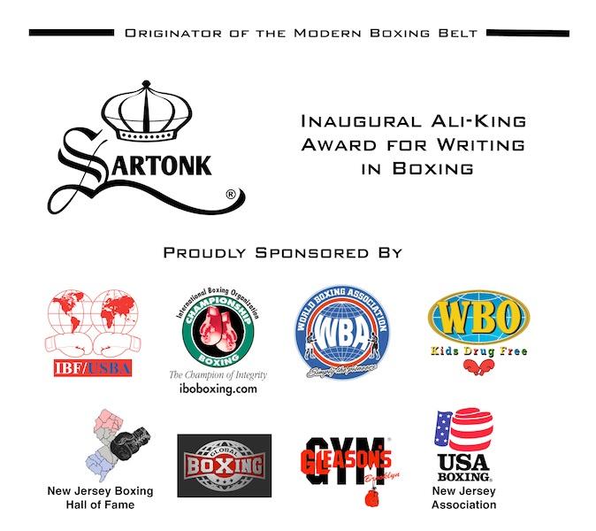 SARTONK Ali-King Essay Contest  Sponsors