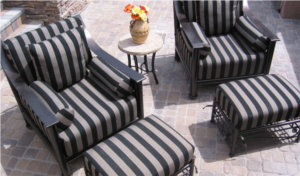 Phoenix Patio Furniture Company Helps Clients Create Their