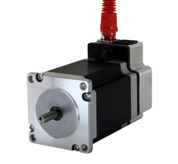 Integrated stepper motor controller drive with for Stepper motor integrated controller