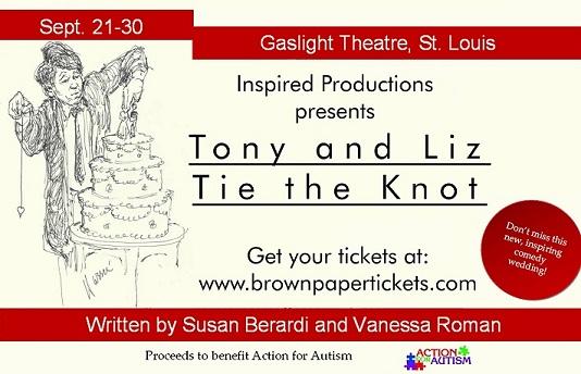 Tony & Liz Tie the Knot