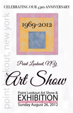 43rd Annual Point Lookout, NY Art Show