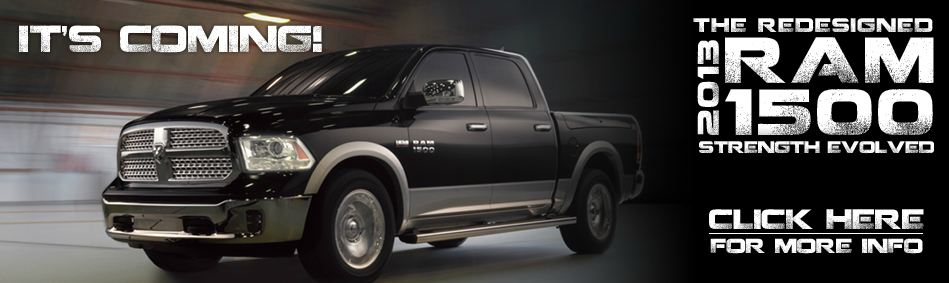 Chrysler Dodge Jeep Ram Of Franklin Announces The New 2013