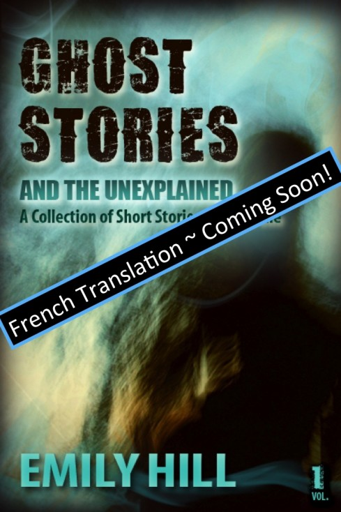 Ghost Stories & The Unexplained ~ Available NOW on Amazon to USA, UK, India