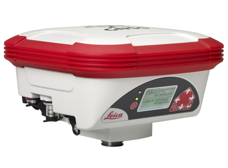 Leica GeoAce RTK base station