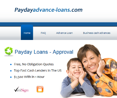 Get an Advance Loan Now!