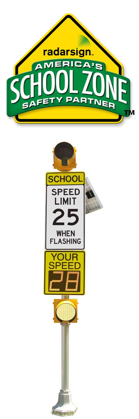 Radarsign™—America's Official School Zone Safety Partner™