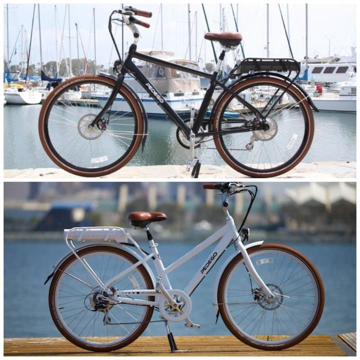 The Pedego City Commuter electric bike is zipping into ExpoCycle.