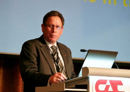 Ian Calvert of CTC at APATS 2012_web