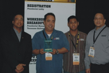 Hawaii DKI Receives Award