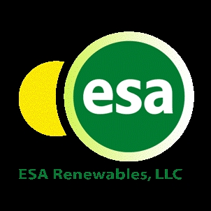 ESA Renewables - providing turnkey solar solutions!
