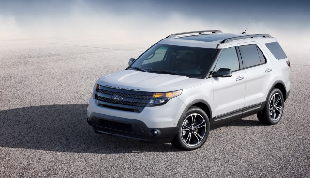 2013 Ford Explorer Sport coming to Palm Bay Ford