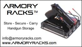 Handgun Rack Armory Racks