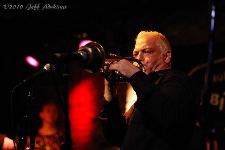 Richard Lee-Professional Trumpet Player
